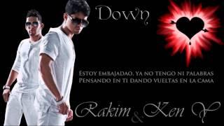 Rakim & Ken Y - Down (Letra HD)