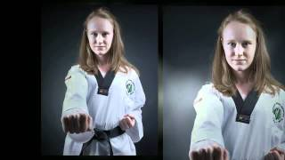 Lisburn Taekwondo Club. June 2012.
