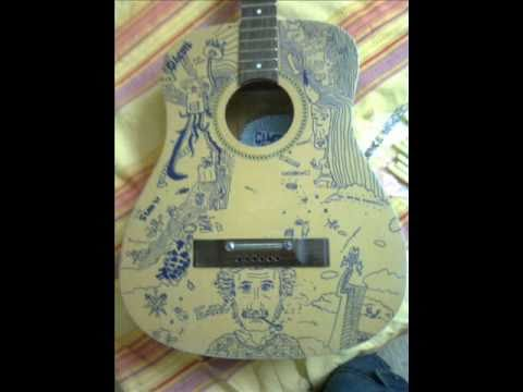 How To Customize You Acoustic Guitar