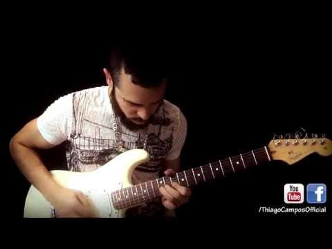 Dream Theater - Lines in the Sand - GUITAR SOLO (John Petrucci)