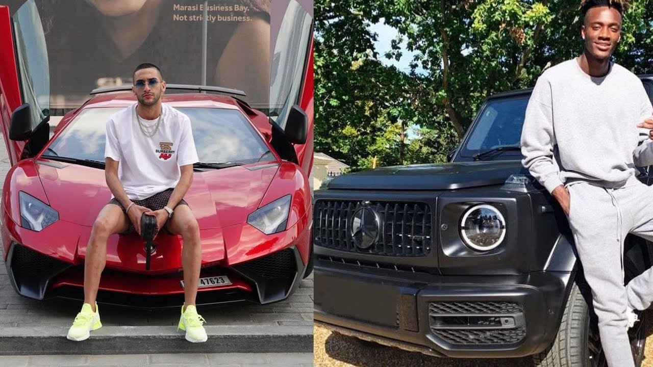 Download Chelsea Players and their cars