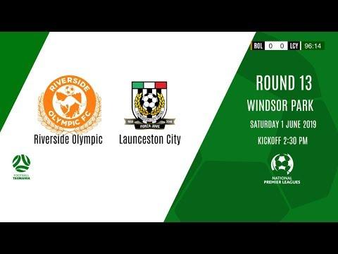 National Premier League Round 13, Riverside Olympic V Launceston City