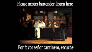 Amos Milburn - One Scotch, One Bourbon, One Beer (Lyrics/Subtitulada)