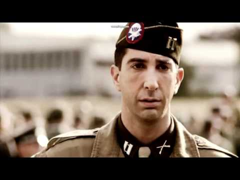 band of brother-we salute the rank not the man