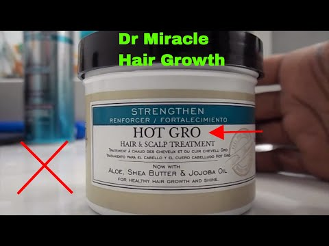 ✅  How To Use Dr Miracle Hair Growth Review