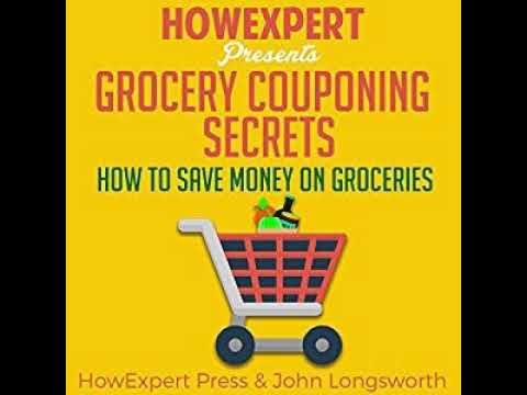 Grocery Couponing Secrets Ebook/Paperback Book/Audiobook - Chapter 1