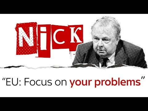 Nick Ferrari on the EU's real problems