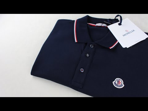 Moncler Polo Shirt Fit Review Recommendations Youtube