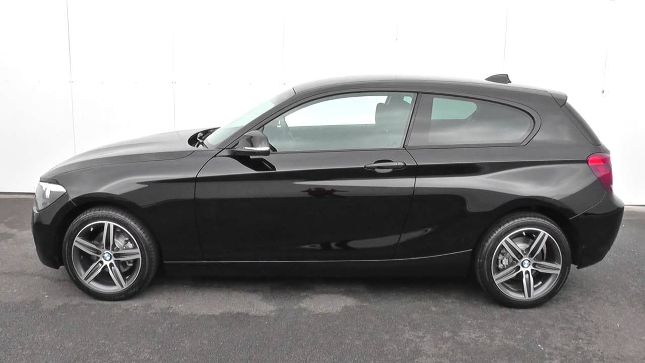 Bmw 1 series 3 door sports hatch f21 118d sport 3 door for 135i 3 door