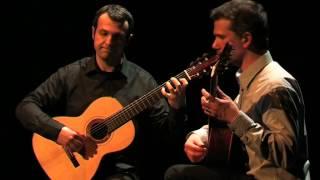 Les Frères Méduses - Leo Brouwer Micropiezas 1 & 2