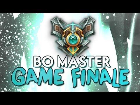 Game Ultime 2/2 en BO Master !