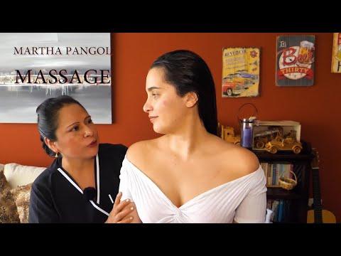 MARTHA ♥ PANGOL, RELAXING ECUADORIAN FULL BODY MASSAGE TO SLEEP, ASMR SLEEP,  RELAXATION, Limpia