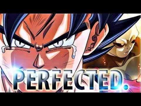 Ultra Instinct Goku Perfected? | Dragon Ball Super Episode 116-117 Discussion thumbnail