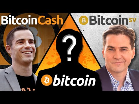 Is Bitcoin Still The Real BTC? Is It Bitcoin Cash or BSV!? Debate Finally Settled...
