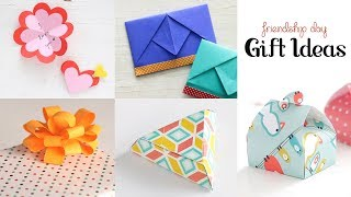 Gambar cover 5 Easy Gift Ideas| Friendship Day Gifts
