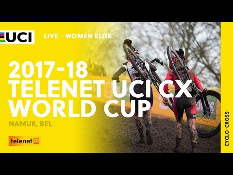 2017-18 Telenet UCI Cyclo-cross World Cup – Namur (BEL) - Women's Elite