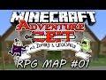 IM LEDERHOSEN RPG #1 | Minecraft ADVENTURE ZEIT mit ungespielt & Zombey