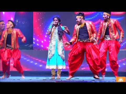 Prithika from Star Vijay's Junior Super Singer