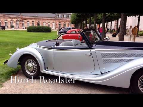 Horch Roadster Baujahr 1938