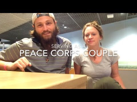 Peace Corps Couple, Timor-Leste, Video 12: Serving as a Couple