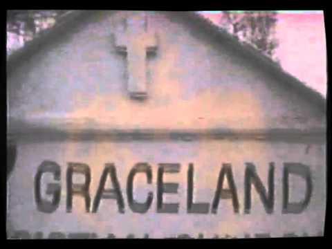Elvis Presley  8MM  Vernon Presley  Lisa Marie Airplane  Graceland