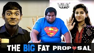 The Big Fat Proposal | by Sabarish Kandregula | VIVA #FakeOff #SpriteComedyKonkout