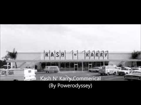 """Rare """"Kash N' Karry Commerical"""" (By Powerodyssey"""