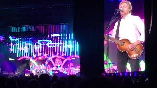 Paul McCartney en Chile. Estadio Nacional 20/03/2019