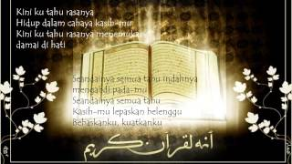 Maher Zain-Ku Milikmu With Lyrics