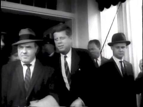 JFK and Eisenhower Meeting During Presidential Transition » December 8, 1960
