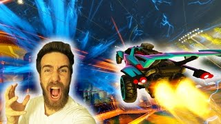WEVE NEVER DONE THIS BEFORE ON ROCKET LEAGUE!