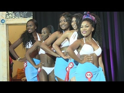 Miss Pride of Africa UK 2016 highlights
