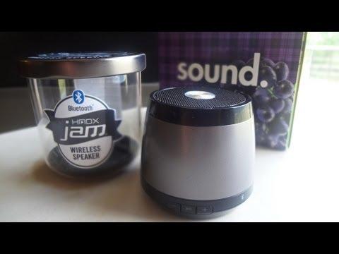 HMDX Jam Bluetooth Wireless Speaker Review