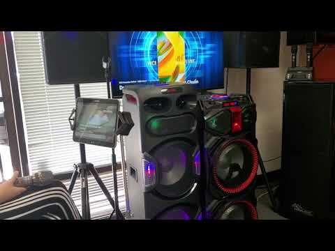 Karaoke Anh Muốn Em Sống Sao. Hát Trên Máy Dj03, Dj05