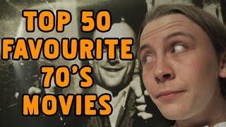 Top 50 Favourite Films of the 1970s | 70s Movie Marathon