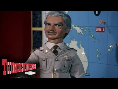 The Hunt For International Rescue Is On - Thunderbirds
