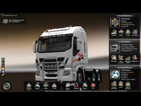 Custom Delivery - Virtual Speditor ETS2 1.25 and 1.26  [ Euro Truck Simulator 2] [MP/SP]