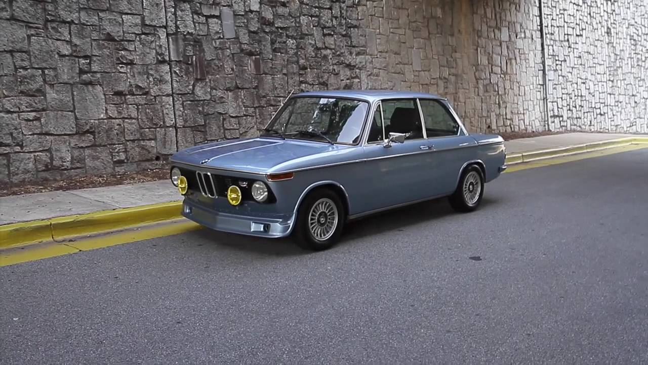 Bmw 2002 For Sale >> 1976 Bmw 2002 For Sale Youtube