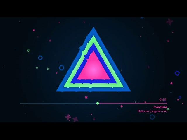 moonSine --Balloons (original mix)