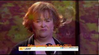 "Susan Boyle ~ ""Autumn Leaves"" ~ KLG & Hoda, Today Show (25 Nov 11)"