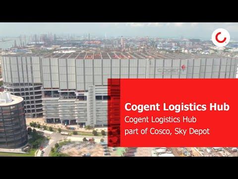 Cogent Logistics Hub, part of Cosco, Sky Depot