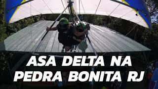 ASA DELTA - HANG GLIDING - ALA DELTA - RIO DE JANEIRO - HD