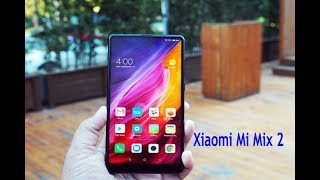 Xiaomi Mi Mix 2 lanched with nice display specs and price
