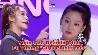 Download Yujin CLC Dihina Oleh Trainee China Fu Yaning di 'Girls Planet 999' | Yujin CLC dan Fu Yaning