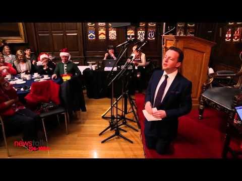 Oliver Callan on Pat Kenny Live