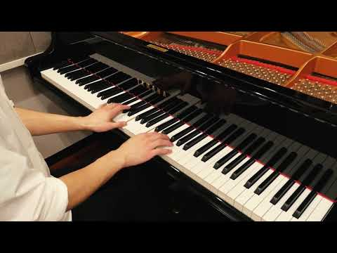 【Perfume】無限未来 - Mugen Mirai【Piano ver.】