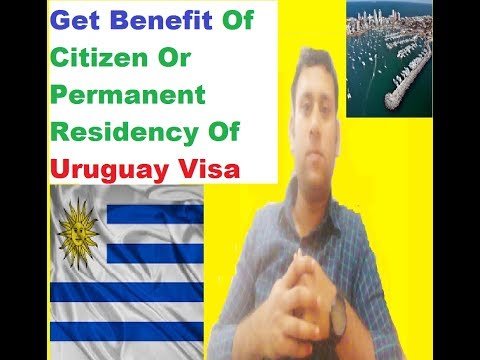 Uruguay Visa (Benefit And Requirement For Visa)
