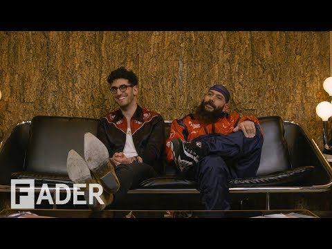 Chromeo On Fancy Footwork's 10 Year Anniversary