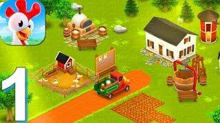 Hay Day - Gameplay Walkthrough Part 1 Tutorial (Android,iOS) screenshot 1