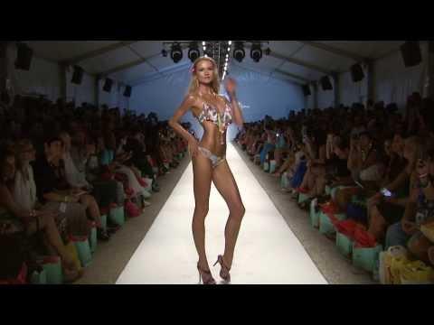 Luli Fama La Isla Bonita 2014 Full Runway Show